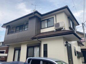 八王子市 K様邸 屋根カバー工法・外壁塗装工事