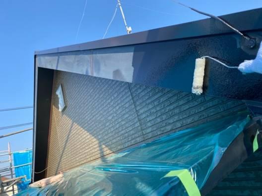 破風板 塗装