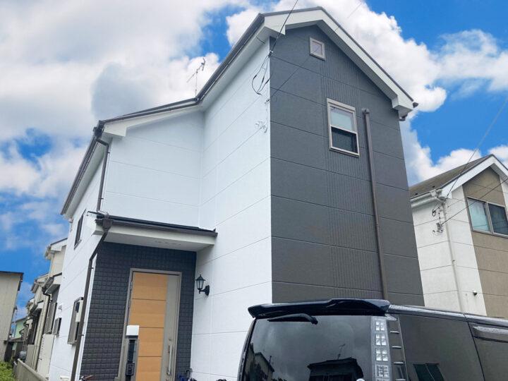 八王子市 S様邸 屋根・外壁塗装工事