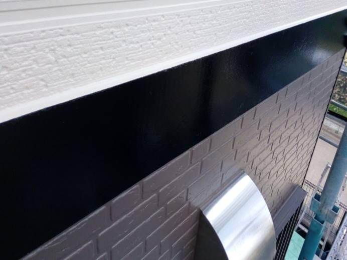 幕板 塗装