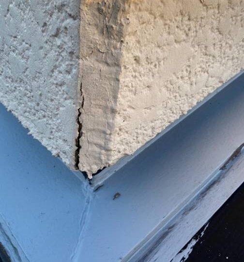 外壁 補修・修繕作業