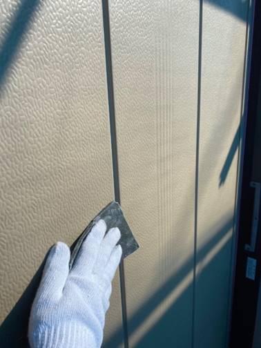 戸袋・雨戸 塗装