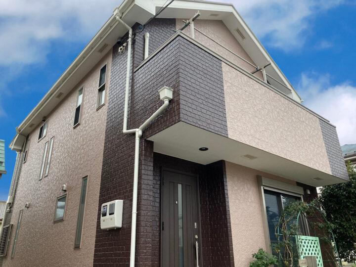 あきる野市 N様邸 屋根・外壁塗装工事