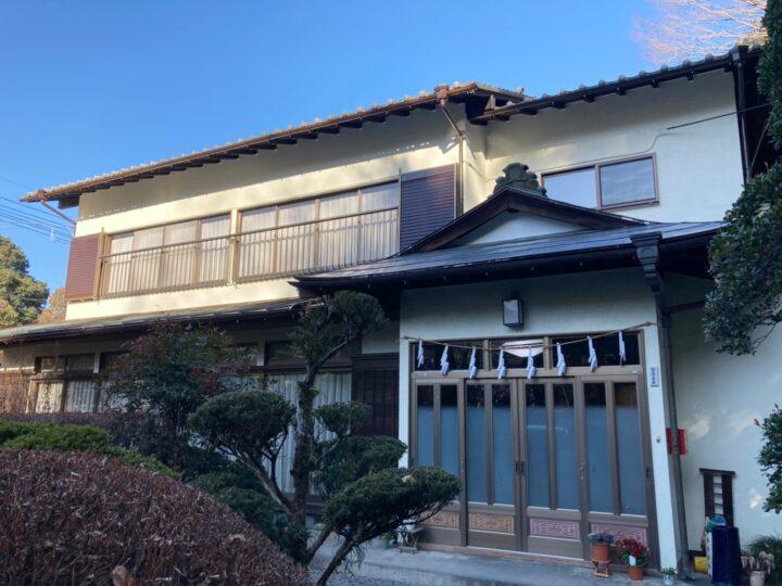 あきる野市 M様邸 屋根・外壁塗装工事