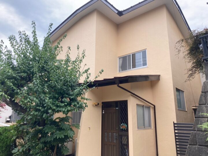 あきる野市 S様邸 屋根・外壁塗装工事