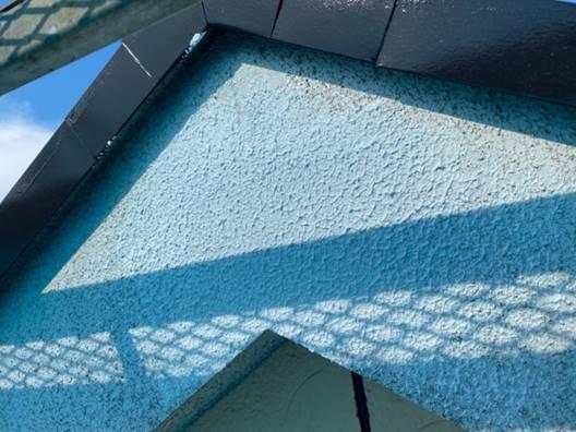 破風板 補修・修繕作業