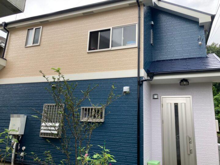 八王子市 A様邸 屋根・外壁塗装工事