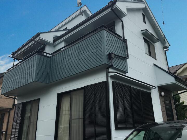 福生市 T様邸 屋根・外壁塗装工事
