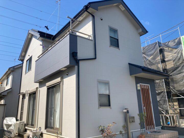 あきる野市 T様邸 屋根・外壁塗装工事